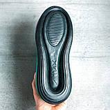 Кроссовки Nike Air Max 720 бирюзовые, фото 3