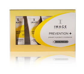 IMAGE Skincare Солнцезащитный пробный набор PREVENTION+ Trial Kit 4х7 г