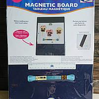 Магнитная доска для схем DMC со стойкой 28*38 см