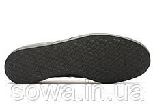 "✔️ Кроссовки Adidas Gazelle Leather ""Black"", фото 3"