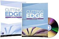 Английский язык /Cutting Edge/ Student's+Workbook+DVD. Учебник+Тетрадь, комплект, Starter / Pearson