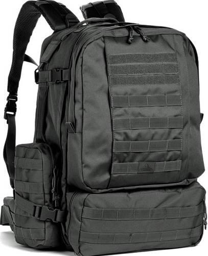Армейский рюкзак Red Rock Diplomat 52, 921444 черный