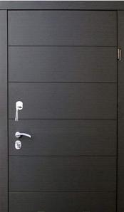 Двери X 001 Стандарт венге «Стильные двери» (Украина)