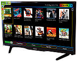 "Телевизор SmartTV SONY 32"" 4K 3840x2160,LED, IPTV, Android 9, T2, WIFI, USB, HDMI КОРЕЯ!, фото 2"