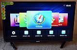 "Телевизор SmartTV SONY 32"" 4K 3840x2160,LED, IPTV, Android 9, T2, WIFI, USB, HDMI КОРЕЯ!, фото 5"