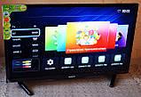 "Телевизор SmartTV SONY 32"" 4K 3840x2160,LED, IPTV, Android 9, T2, WIFI, USB, HDMI КОРЕЯ!, фото 8"