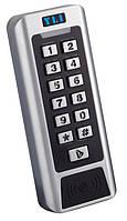 Кодовая клавиатура со считывателем Yli Electronic YK-768A, фото 1