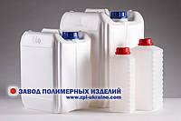 Канистры полиэтиленовые 10 литров, К 10