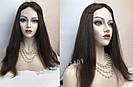 Уценка! Парик из натуральных волос с имитацией кожи головы, фото 4