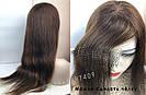 Уценка! Парик из натуральных волос с имитацией кожи головы, фото 7