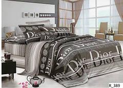 Полуторный комплект постельного белья из ранфорса