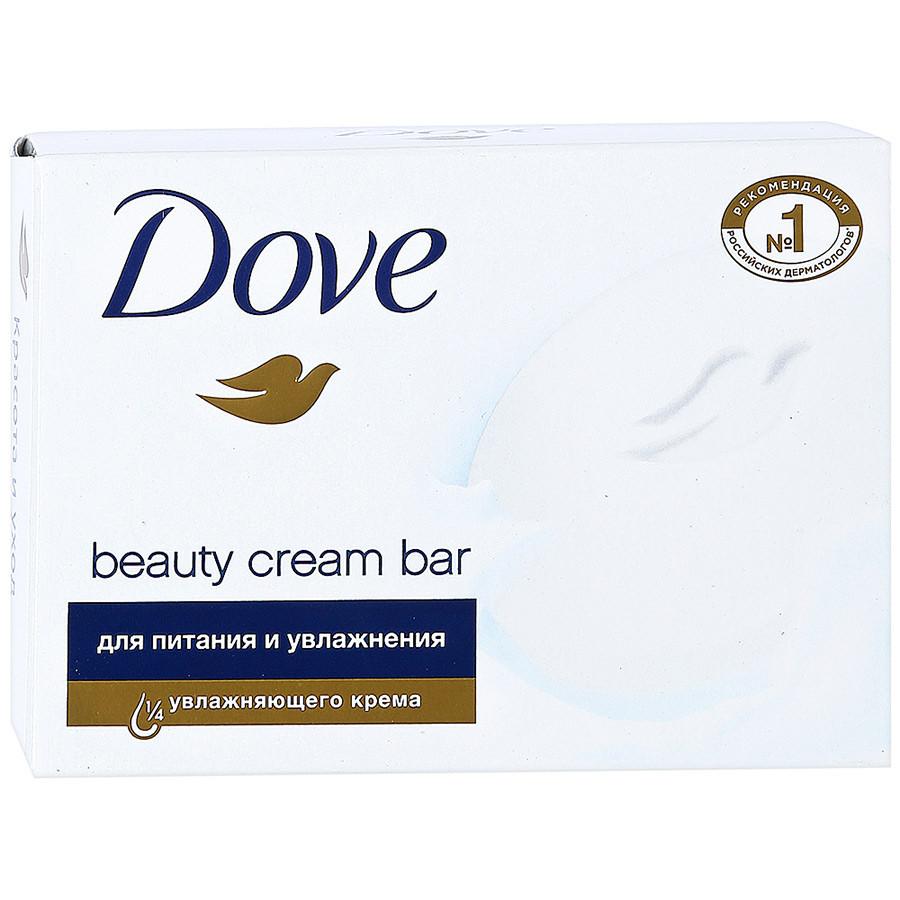 """Крем-мыло Dove """"Красота и уход"""" (135г.)"""