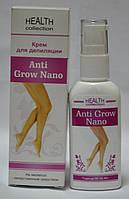 Anti Grow Nano Крем для депиляции, депиляция ног, удаление волос, воск, восковая депиляция, воск для депиляции
