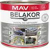 Эмаль Belakor 12 по металлу атмосферостойкая быстросохнущая (белый) 2,4 л