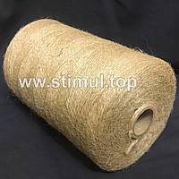 Джутовая нить Birlik 500 гр х 1.2 мм (шпагат джутовый)