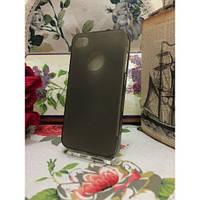 TPU Матовый силиконовый чехол iPhone 4/4S Матовый серый