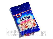 Посипання декоративна DrOetker Сердечка мікс 10 гр