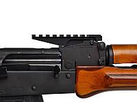 Планка Вивер/Пикатини Strike Industries для крепления оптики (США)