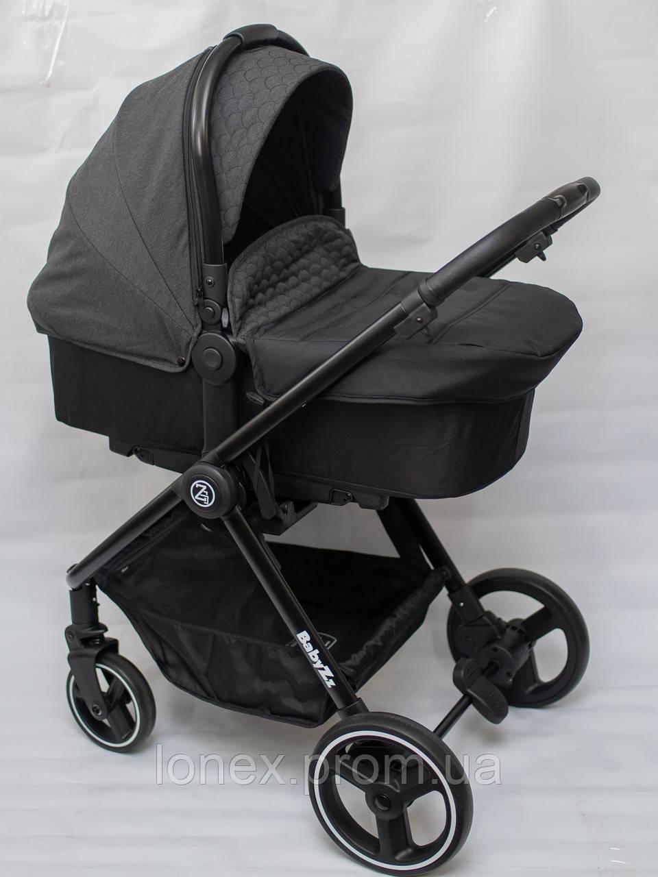 Детская коляска 2 в 1 BabyZz