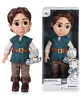 """Кукла Флинн Райдер 16"""" Дисней Аниматоры Disney Animators Collection Flynn Doll  для детей от 3 лет"""