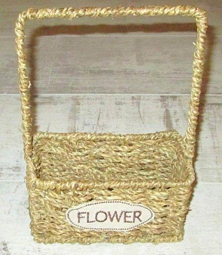 Корзинка Flower 17*23 см, прямоугольная