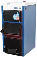 Универсальный отопительный котел на твердом топливе КОРДИ АОТВ 40 (Красилов)