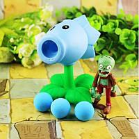Растения против зомби | Plants vs Zombies Игровой набор № 10(Растения стреляют шариками в зомби,есть 40+видов)