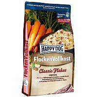 Сухой корм Хэппи Дог в виде хлопьев для собак Happy Dog Flocken Vollkost 10кг