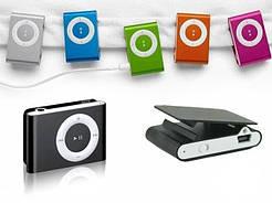 Плеер клипса MP3 Ipod shuffle реплика