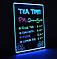 Светодиодная Флеш Доска-LED доска 50 x 70 см, фото 3