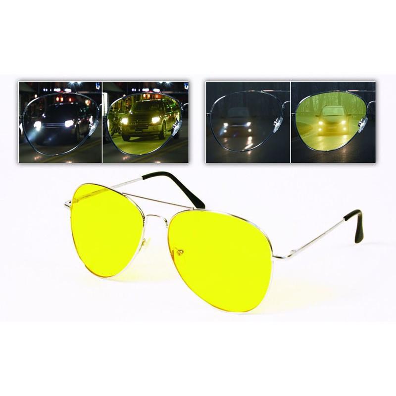 Очки Авиаторы Капли от Солнца HD Vision