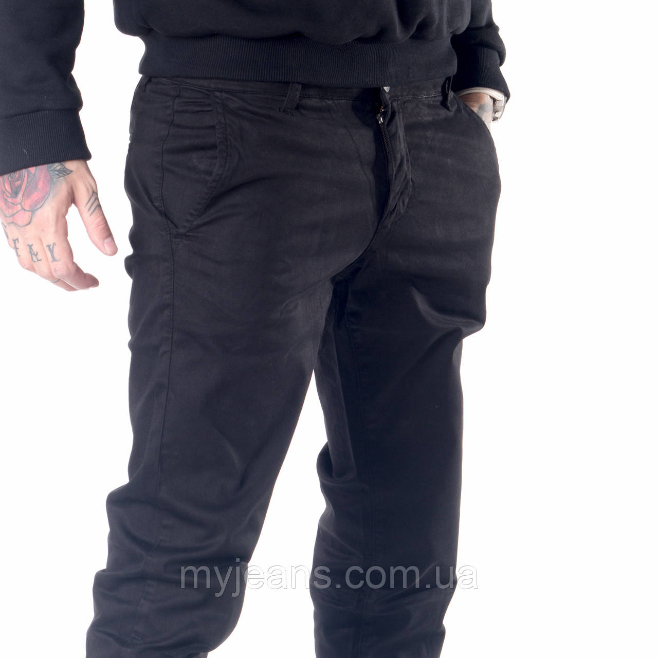 5ac8989e8ba Демисезонные джинсы черные мужские из Турции - купить по лучшей цене ...