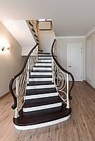 Покраска, морение, патинирование, лакировка - лестниц, ступенек, перил, балясин