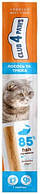 Клуб 4 Лапы Палочка с треской и лососем для кошек, 10 шт