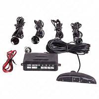 Парктроник Vitol 068 LED /4 датчика /black