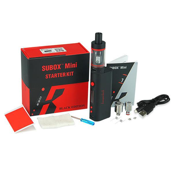 Электронная сигарета. Стартовый набор Kangertech Subox Mini Starter Kit