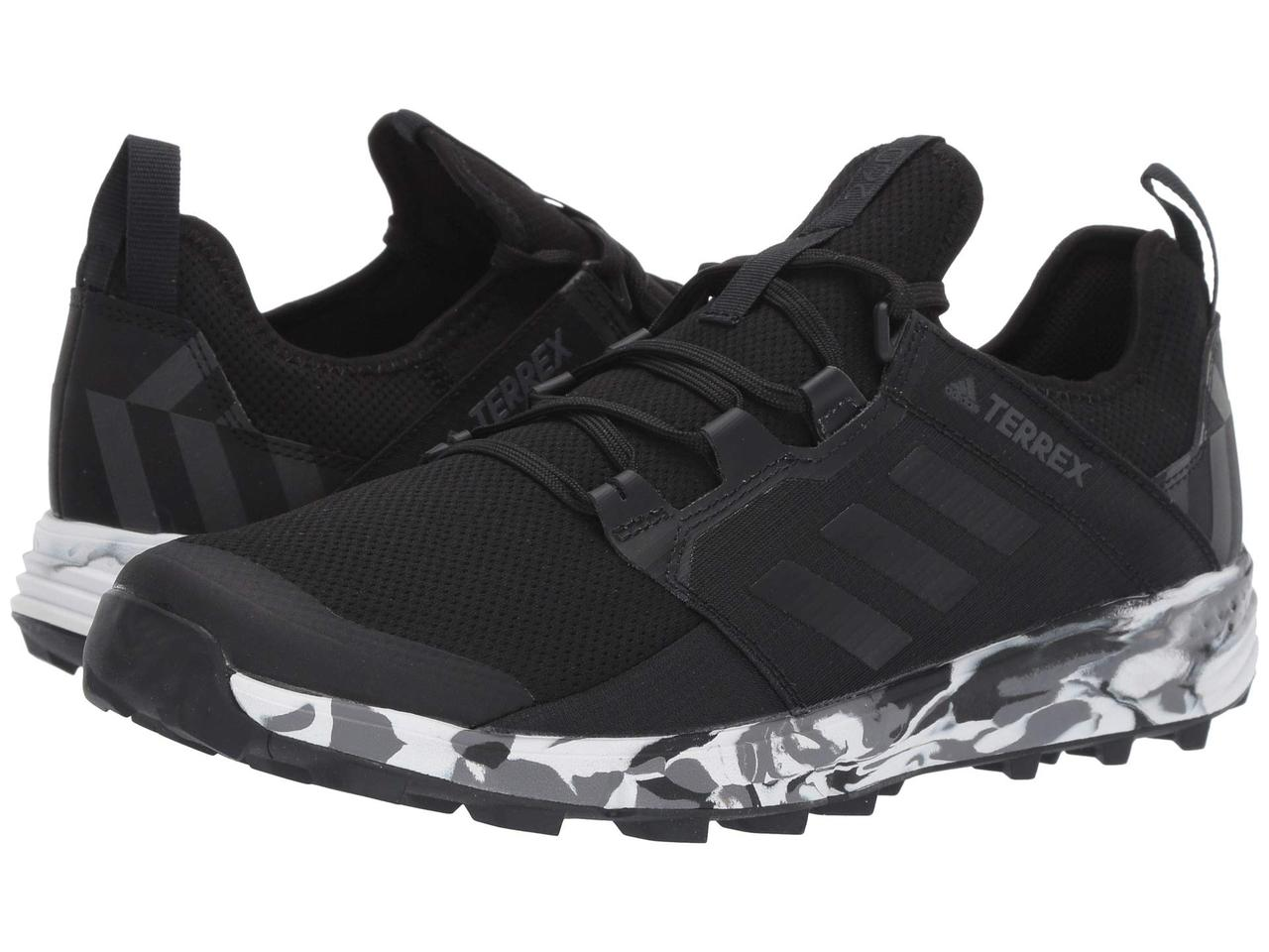 Кроссовки/Кеды (Оригинал) adidas Outdoor Terrex Speed LD Black/Non-Dyed/Carbon
