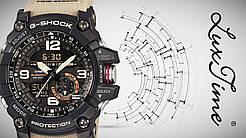 Водонепроницаемые часы  Casio G-Shock GG-1000 1A5ER  реплика