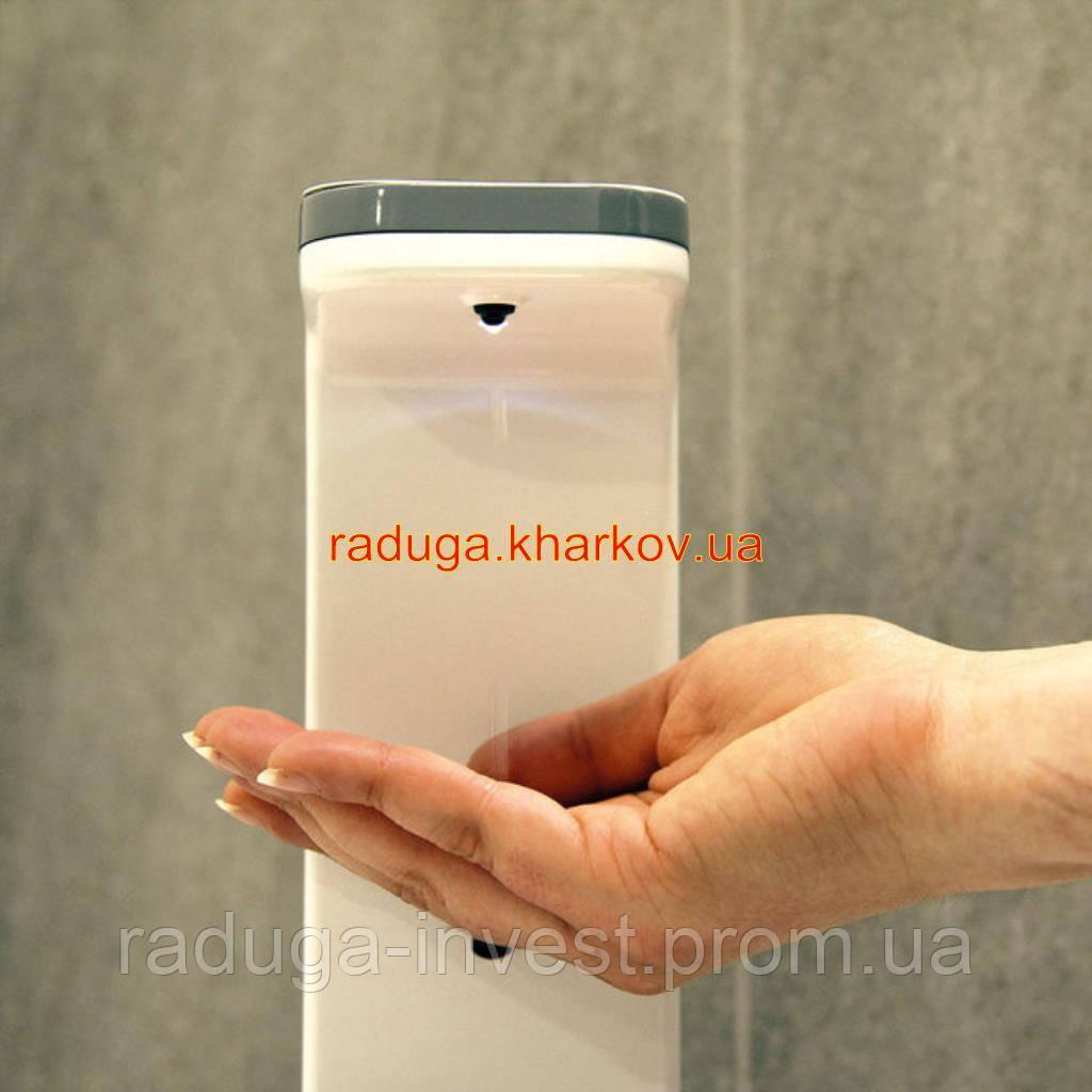 Дозатор диспенсер бесконтактный для жидкого мыла,моющего средства,сенсорный Easy Home,Germany гарантия