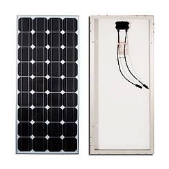 Солнечная панель Solar board UKC 150W 18v, размер 1480*670*35 мм