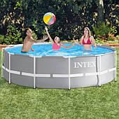 Бассейны Intex, надувные батуты