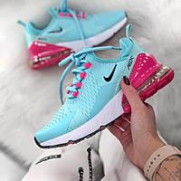 Кроссовки Nike Air Max 270  женские и подростковые