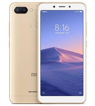 Xiaomi Redmi 6 3/64Gb Gold (Международная версия)