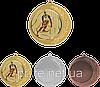 Медаль MD42 c жетоном и лентой (70mm)
