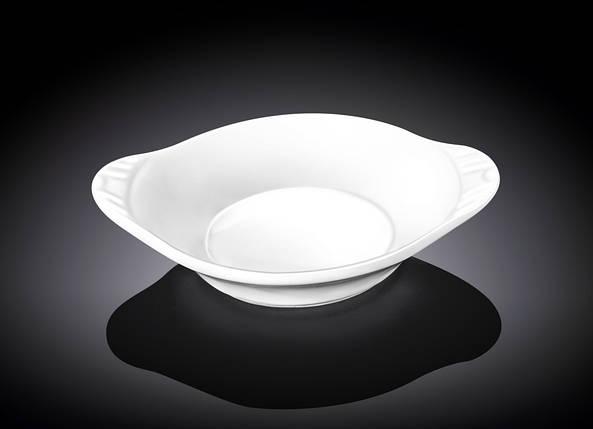 Блюдо для подачи закусок и соусов (9,5*7,5 см) Wilmax WL-992708, фото 2