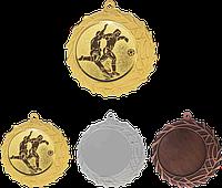 Медаль MMC7072 с жетоном и лентой (70mm)