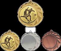 Медаль MMC7073 с жетоном и лентой (70mm)