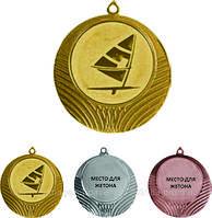 Медаль MMC2070 с жетоном и лентой (70mm)