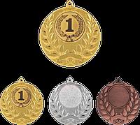 Медаль MMC1750 с жетоном и лентой (50mm)