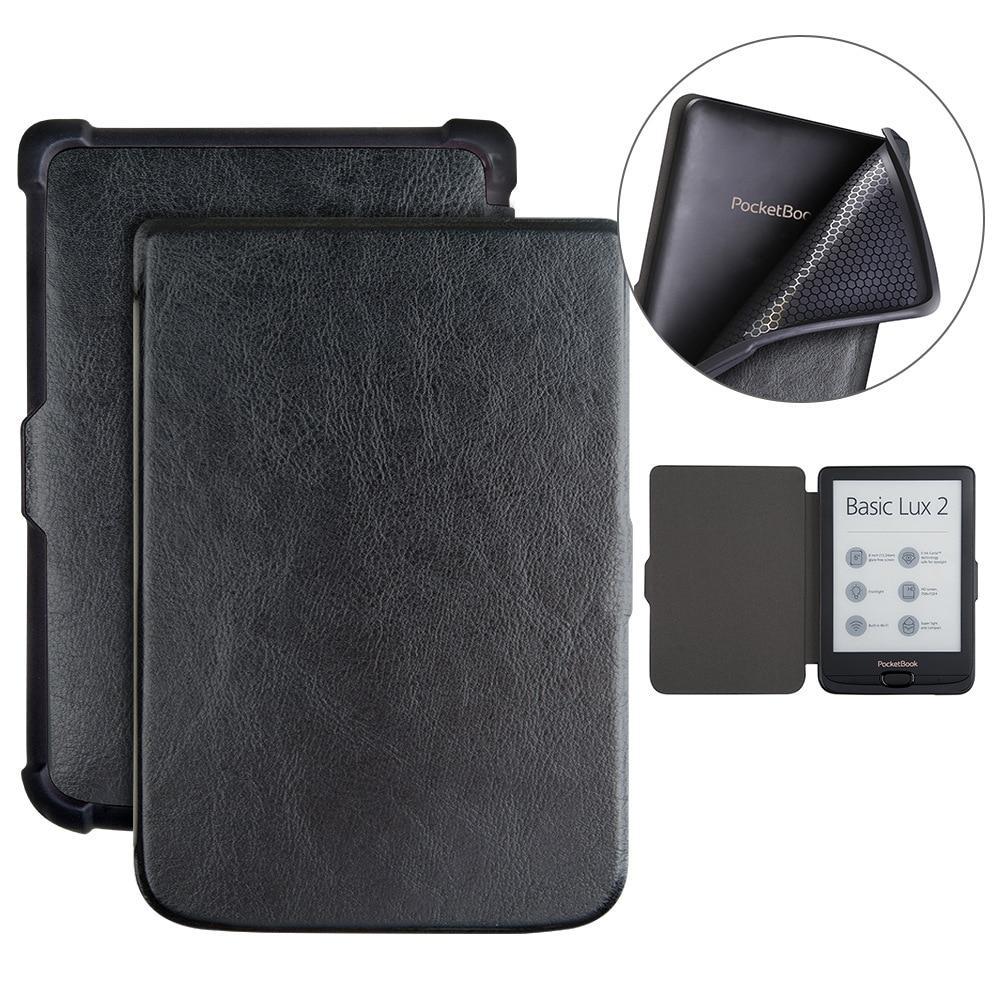 Чехол обложка PocketBook 616 627 632 Автовыключение